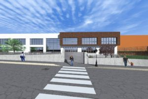 scuola Ururi ingresso principale via Dante