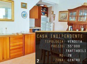 vendita casa san martino in pensilis centro via roma molise
